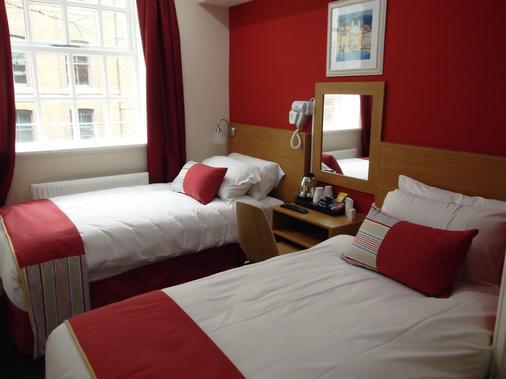 Le Ville Hotel - Manchester - Bedroom