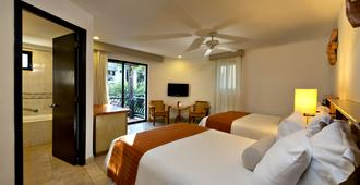 The Reef Playacar Beach Resort - Playa del Carmen - Bedroom