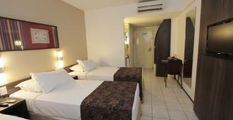 Hotel Sonata de Iracema - Fortaleza - Bedroom