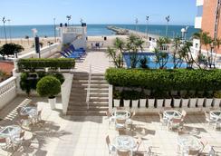 Hotel Sonata de Iracema - Fortaleza (Ceará) - Pool