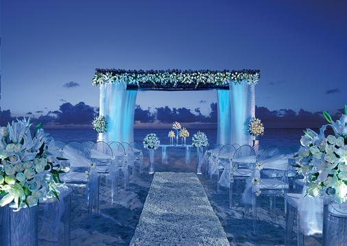 Secrets Capri Riviera Cancun - Adults Only - Playa del Carmen - Banquet hall