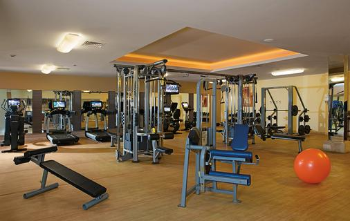Secrets Capri Riviera Cancun - Adults Only - Playa del Carmen - Gym