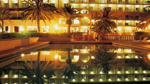 Hotel Nautico Ebeso - Ibiza - Patio