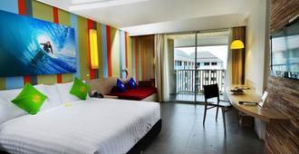 Bliss Surfer Bali by Tritama Hospitality - Kuta - Bedroom