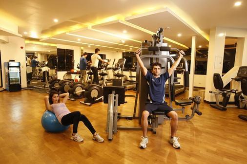 The Fern Residency Kathmandu - Kathmandu - Gym