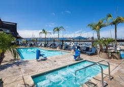 Bay Club Hotel & Marina - San Diego - Pool