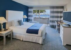 Bay Club Hotel & Marina - San Diego - Bedroom