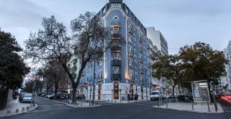 Hotel Zenit Lisboa - Lisbon - Building