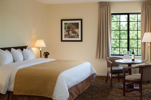 Napa Winery Inn - Napa - Bedroom