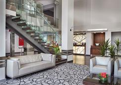 Matrix Hotel - Edmonton - Lobby