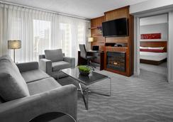Matrix Hotel - Edmonton - Bedroom