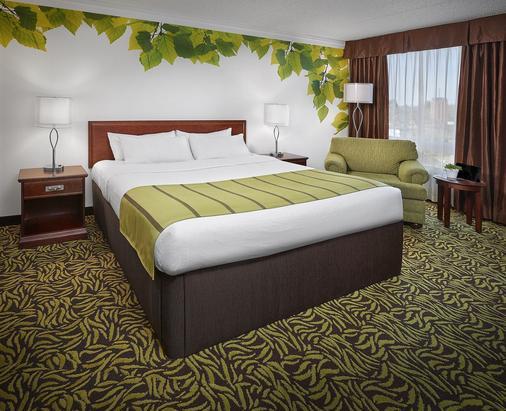 Varscona Hotel on Whyte - Edmonton - Bedroom