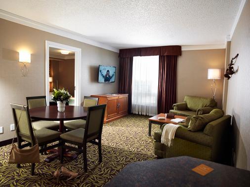 Varscona Hotel on Whyte - Edmonton - Living room