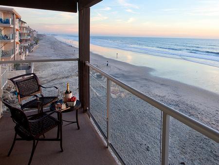 Beach Terrace Inn - Carlsbad - Balcony