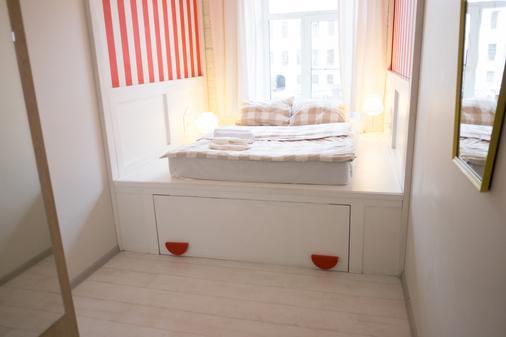 Soul Kitchen Hostel - Saint Petersburg - Bathroom