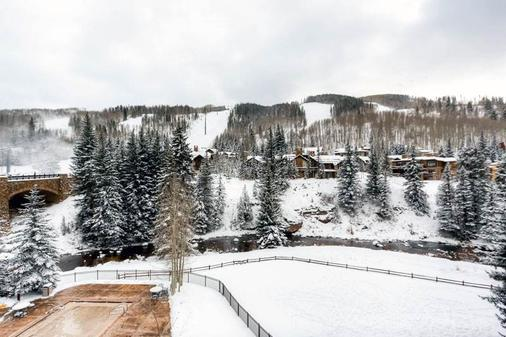 Lion Square Lodge - Vail - Outdoor view