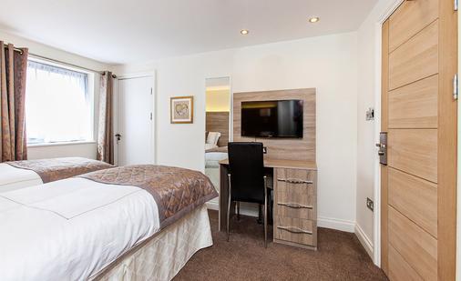 Tulip Boutique Hotel - London - Bedroom