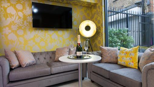 Tulip Boutique Hotel - London - Lounge