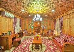 Mughal Palace Houseboat - Srinagar (Jammu and Kashmir) - Lobby