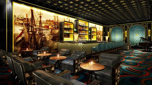 Four Seasons Hotel Jakarta - Jakarta - Bar