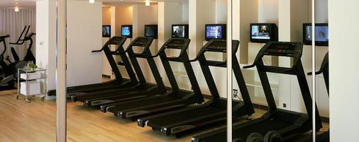 The Clift Royal Sonesta Hotel - San Francisco - Gym