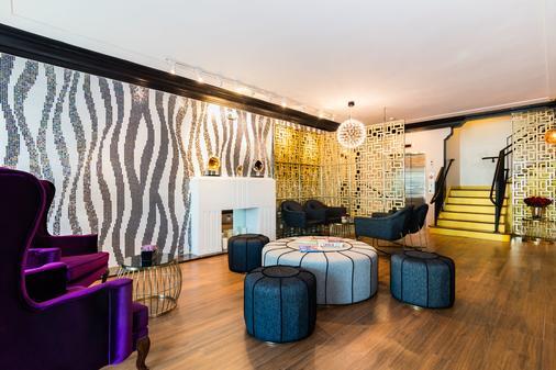 The L Hotel - Miami Beach - Lobby