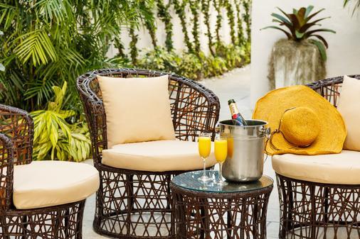 The L Hotel - Miami Beach - Outdoor view