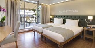 Titania Hotel - Athens - Bedroom