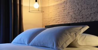 Palais La Nasse Sanremo Atelier Rooms - San Remo - Bedroom