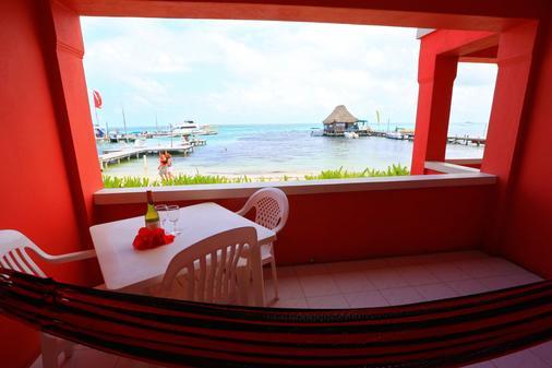 Mayan Princess Hotel - San Pedro Town - Balcony