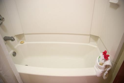 Mayan Princess Hotel - San Pedro Town - Bathroom