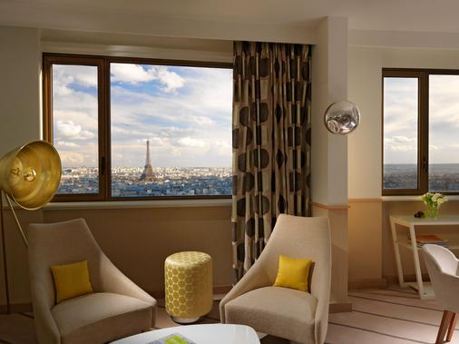 Hyatt Regency Paris Etoile - Paris - Living room