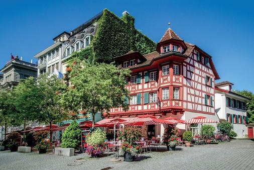 Hotel Rebstock Luzern - Lucerne - Building