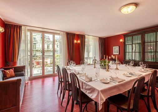 Hotel Rebstock Luzern - Lucerne - Meeting room