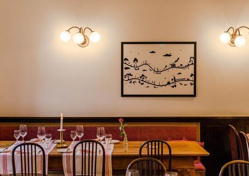 Hotel Rebstock Luzern - Lucerne - Restaurant