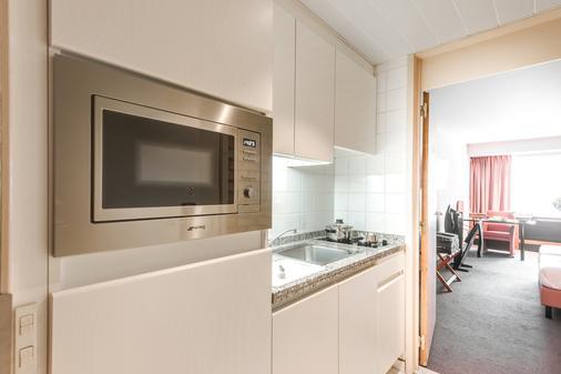 Arass Hotel Antwerp - Antwerp - Kitchen