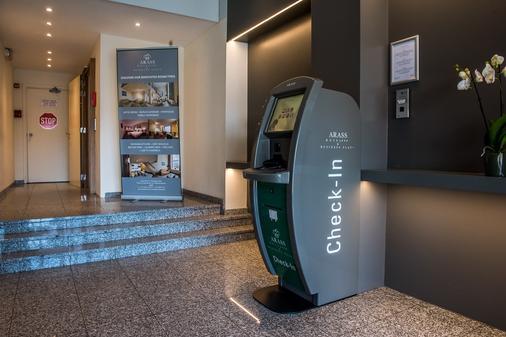 Arass Hotel Antwerp - Antwerp - Lobby