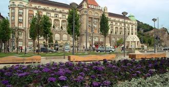 Danubius Hotel Gellert - Budapest - Building