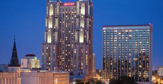 San Antonio Marriott Rivercenter - San Antonio - Building