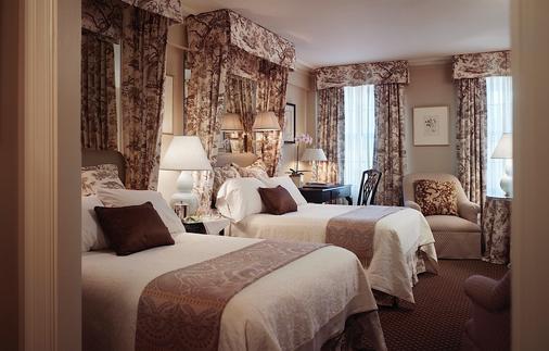 The Eliot Hotel - Boston - Bedroom