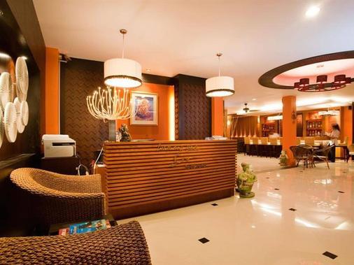 Deva Suites Patong - Patong - Front desk