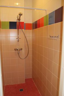 Puzzle Hostel - Tomsk - Bathroom