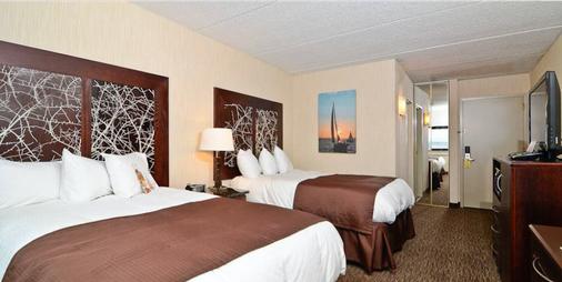 Buffalo Grand Hotel - Buffalo - Bedroom