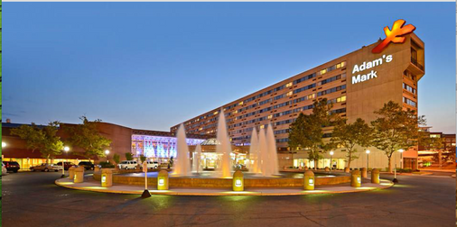 Buffalo Grand Hotel - Buffalo - Building