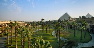 Marriott Mena House Cairo - Cairo - Building