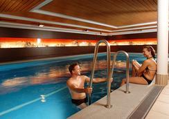 H+ Hotel & Spa Engelberg - Engelberg - Pool
