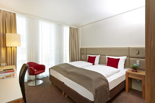H4 München Messe - Munich - Bedroom