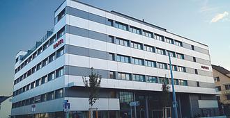 H+ Zuerich - Zurich - Building