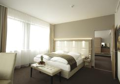 H4 Berlin Alexanderplatz - Berlin - Bedroom