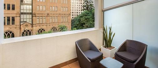 Travelodge Hotel Sydney Wynyard - Sydney - Balcony